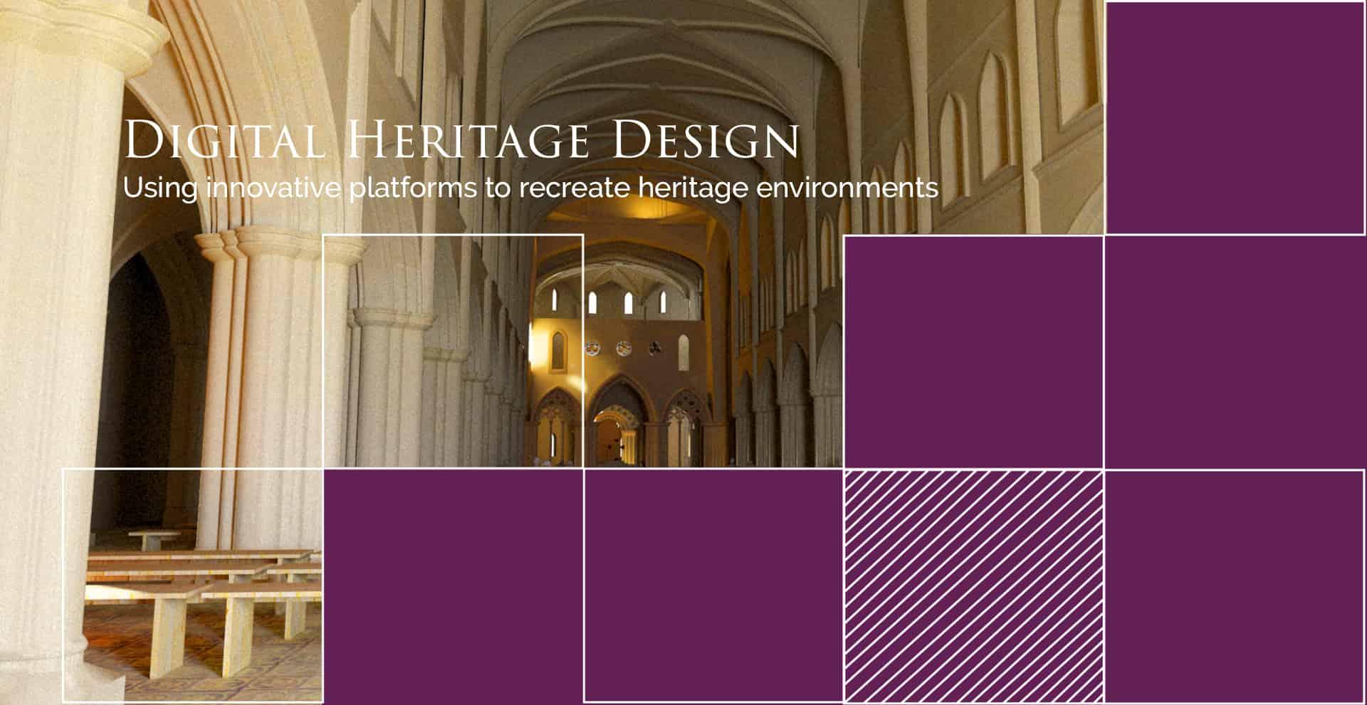 Digital Medua Heritage Design