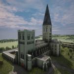 Medieval Malmesbury Abbey