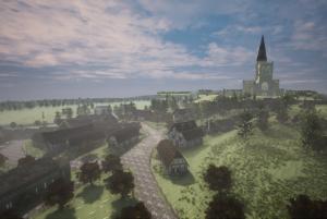 Medieval Malmesbury Market Town